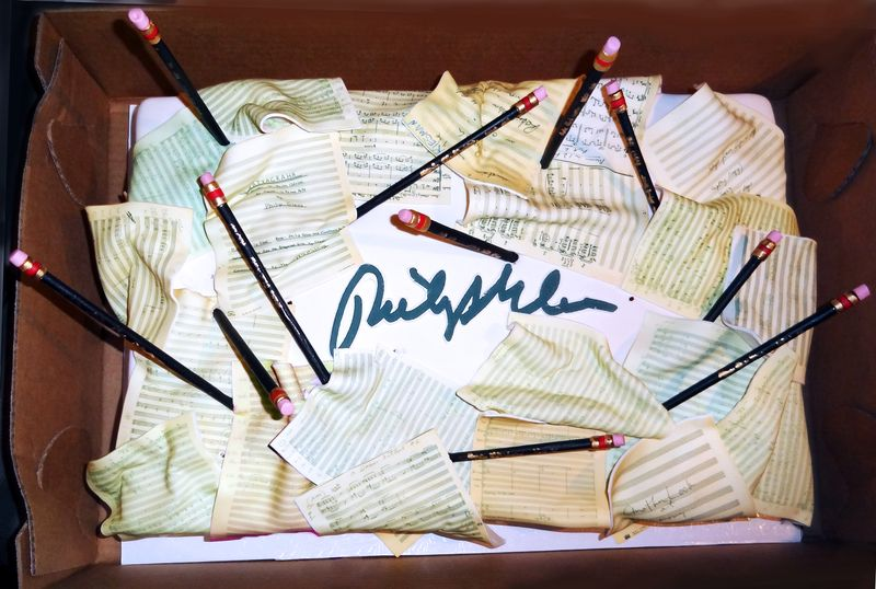 Philip Glass 75th Birthday Cake By The Boss