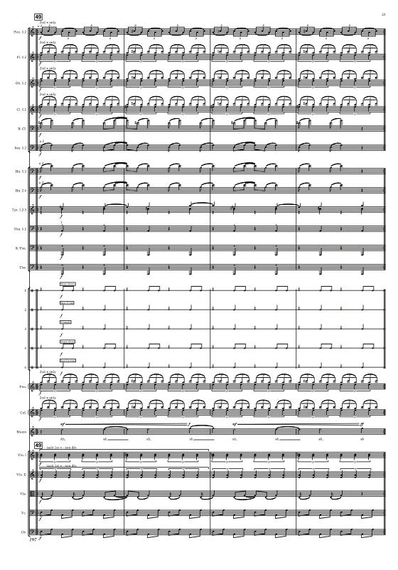 Ifè Songs Full Score 1