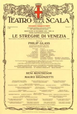 La Scala Poster (Streghe)
