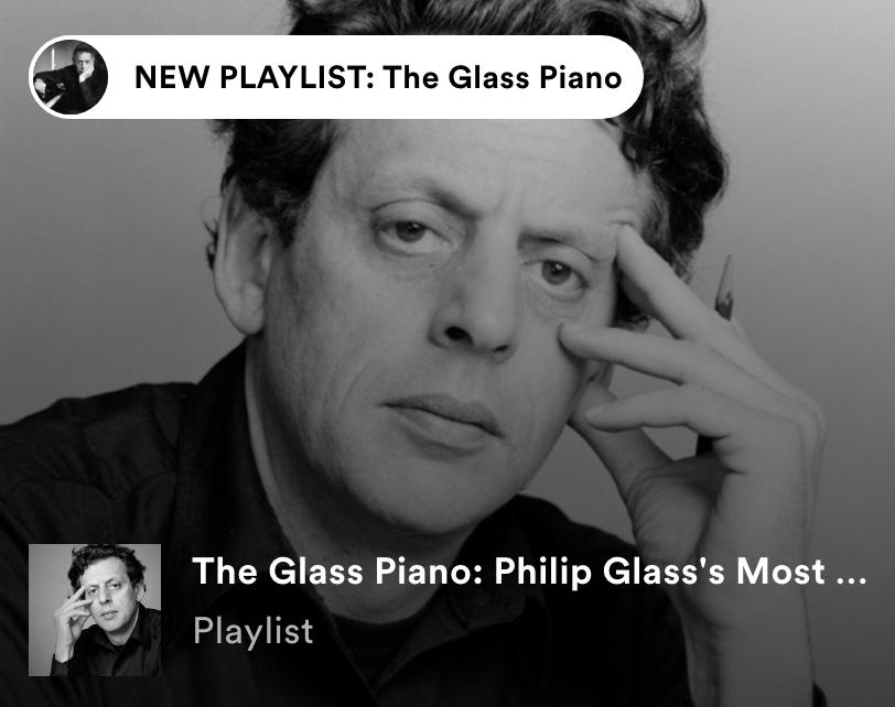 All Recordings Philip Glass